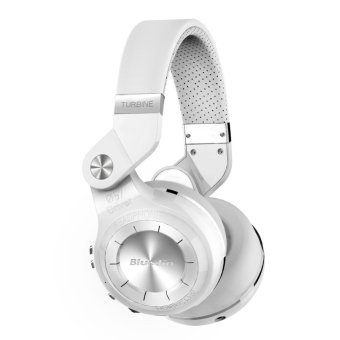 Bluedio T2S Bluetooth Headphones (White)