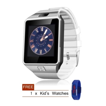 Bluetooth SIM Smart Watch for iOS & Android - intl