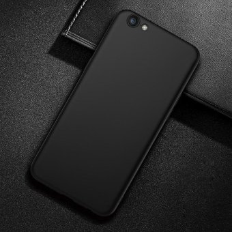 BYT Micro Matte Silicon Soft Back Cover Case for Oppo A57 - intl