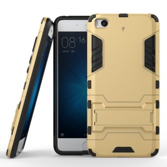 BYT TPU+PC Neo Hybrid Phone Case for Xiaomi Mi 5s (Gold)
