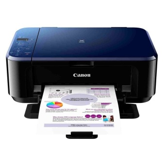 Canon E510 Multi-Function Printer (Black)