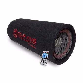 Canonball USB/SD Tube Speaker System with Remote Control SPK-085-M