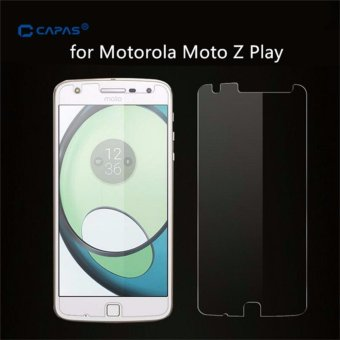 CAPAS 9H Anti-scratch Protective Film Tempered Glass for Motorola Moto Z Play