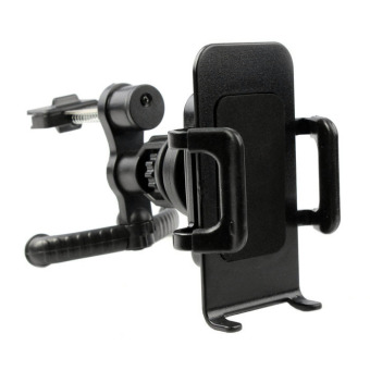 Car Air Vent Mount Cradle Holder Stand for Mobile Smart Cell Phone GPS Black Price Philippines