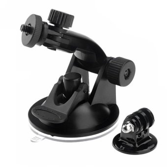 Car Mount Dashboard and Windshield Vacuum Suction Cup for GoPro HDHero Hero2 Hero3 SJ4000 SJ5000 + Xiaomi Yi