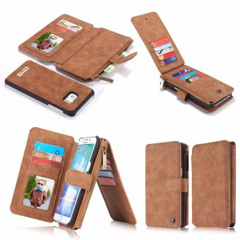 CaseMe Leather Wallet Phone Case (for iPhone 7)