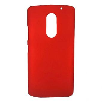 Cases Place Rubberized Hard Case for Lenovo Vibe X3 (Red)
