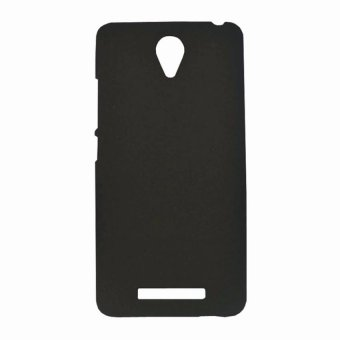Cases Place Rubberized Hard Case for Xiaomi Redmi Note 2 (Black)