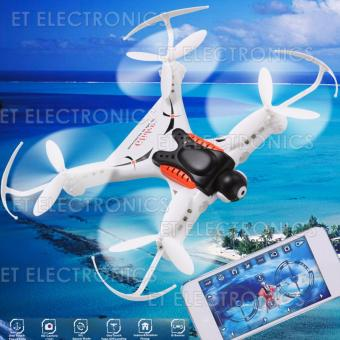 Cheerson CX-36C Mini Drone with 2MP Camera WiFi APP Control RCQuadcopter Price Philippines