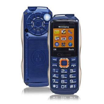 Chico Mobile Fuerza 1 Dual SIM Basic Phone (Blue) Price Philippines