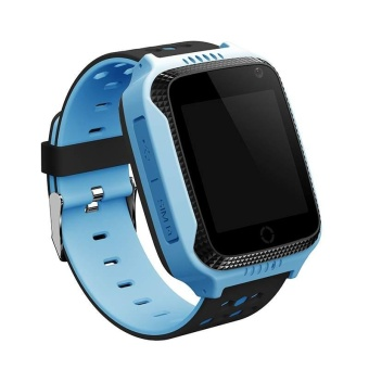 Children Kids Anti-Lost Smart Watch GPS Tracker Waterproof ForAndroid Phone New - intl