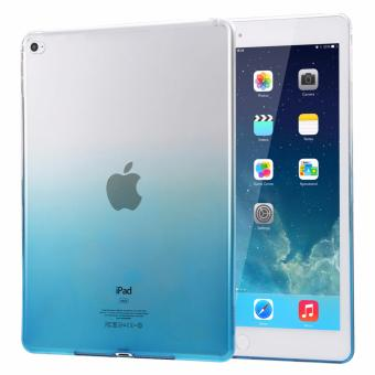 Clear TPU soft back cover for iPad Air 2