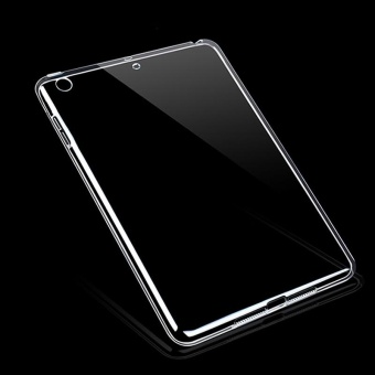 Cocotina new to ipad tablet Apple pro 10.5 inch 10.5 ' ' slim case crystal clear TPU silicon protective cover + stylus pen - intl