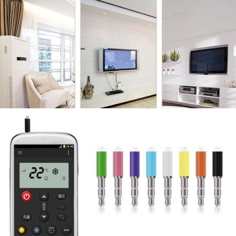 Cocotina Universal 3.5mm IR Infrared Remote Control TV STB DVD For Android Phones - intl