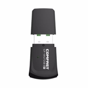Comfast 2-in-1 Bluetooth 4.0 and Wifi Receiver Wireless USB DongleStick