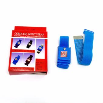 Cordless Anti Static Wrist Strap WS-21A ESD Discharge