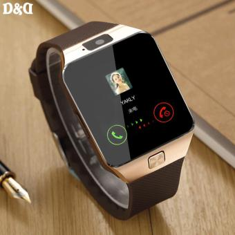 D&D DZ09 Bluetooth Touch Screen Smart Watch with Camera Price Philippines