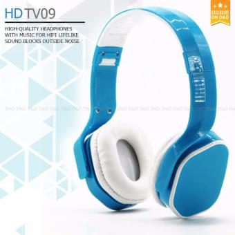D&D HDTV09 HQ Headphones (Blue)