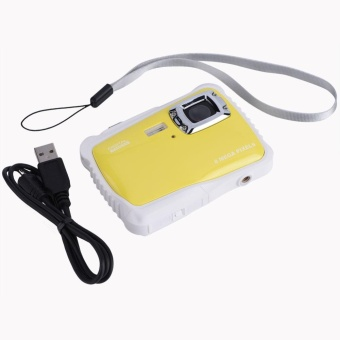 Digital Waterproof Children Camera With 2 Inch Display Screen -intl