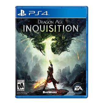 DRAGON AGE INQUISTION PS4 GAME R3,R1 MINT CONDITION
