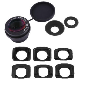 Durable 1.5X Fixed Focus Viewfinder Eyepiece Magnifier Eyecup ForDSLR Camera - intl