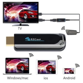 EZCast Dongle Universal Wi-Fi HDMI Display Stick DLNA Receiver for Android iOS Windows Price Philippines