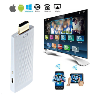 EZCAST Wireless Miracast TV Dongle WiFi Display Stick DLNA AirplayAdapter (White) - intl