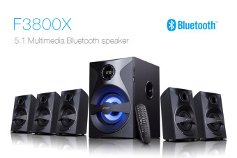 F&D F3800X 5.1 Multimedia Bluetooth Speaker (Black) Price Philippines