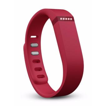 Fitbit Flex Wireless Activity and Sleep Wristband - Red