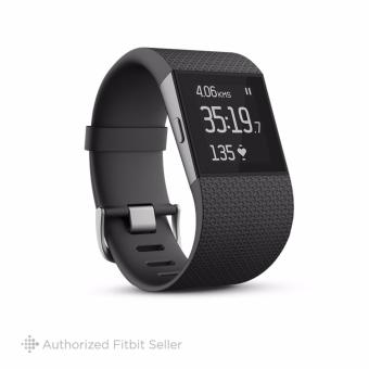 Fitbit Surge GPS Smart Watch, Small 14 cm - 16 cm - Black