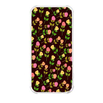 Floral 5 Design TPU Back Cover Case for Huawei Honor 4C