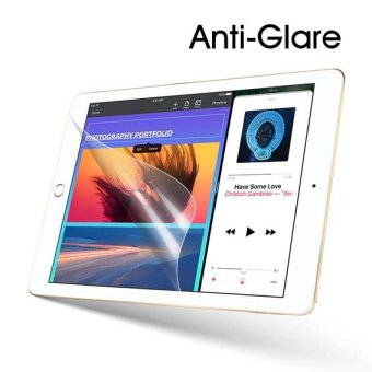 For iPad 9.7-inch (2017) Matte Anti-glare LCD Screen Film Protector Guard - intl