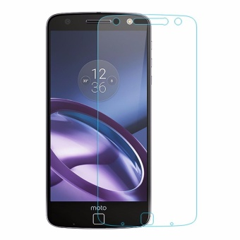 for Motorola Moto Z Play Tempered Glass Film Ultra Thin Screen Protector Guard HD Explosion-proof Anti-burst - intl
