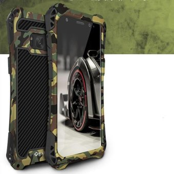 For Samsung Galaxy S8 Plus Shockproof Case Sports Phone Case BumperCover - intl