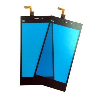 For XiaoMi 3 M3 Mi3 Touch Screen Replacement Touch Screen PanelOuter Glass Digitizer - intl