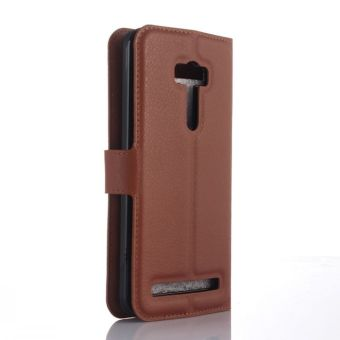 For zd551kl embossed leather wallet