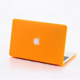 Frosted Protective Cover Mac Book Cover Protective Laptop Case ForApple Mac-book Air 11.6 Inch - intl Price Philippines
