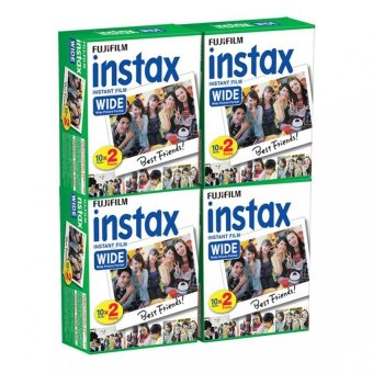 Fujifilm Instax Wide White Edge Instant 80 Film for Fuji Wide 210,300 Instant Camera Price Philippines