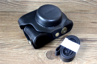Fujifilm x30/x30/x30 super suitable Leather cover camera bag bags