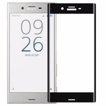 Full Cover 3D Curved 9H Tempered Glass Screen Protector For Sony Xperia XZ Premium G8142(