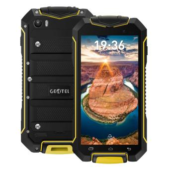 GEOTEL A1 Android 7.0 Quad-core Smartphone w/ 1GB RAM 8GB ROM - Yellow - intl
