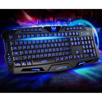Gigaware Gamer M200 RGB Gaming Keyboard with Mechanical Feel(Black) Price Philippines