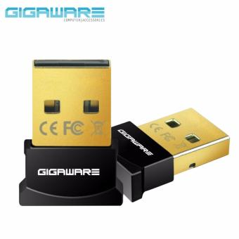 Gigaware Ultra-Mini Bluetooth 4.0 USB Dongle Adapter Black Price Philippines