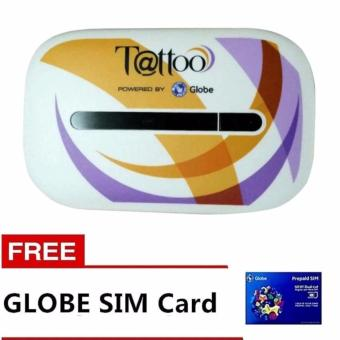 Globe Tattoo 4G Superstick Wireless Broadband with FREE GLOBE Sim