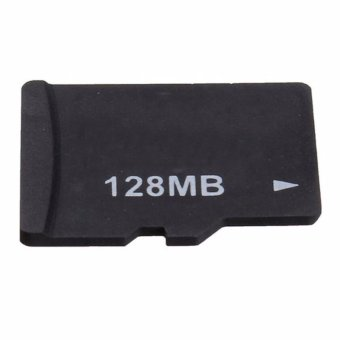 GX 128MB Micro SD TF Flash Memory Card (Black) - intl