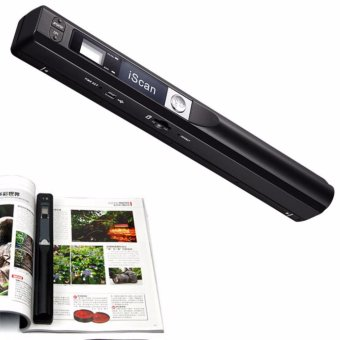Handheld Portable A4 Book Document Photo Scanner 300DPI, 600DPI,900DPI PDF/JPEG Selection Iscan Handy Mobile