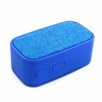 HDY-N11 New Music Wireless Portable Bluetooth Speaker (Blue)