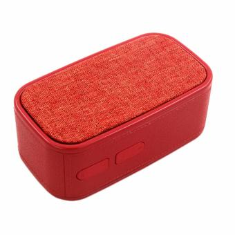 HDY-N11 New Music Wireless Portable Bluetooth Speaker (Red)