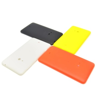 High Tech New Housing Battery Rear Case Cover + Side Buttons Nokia Lumia 625 4 color - intl
