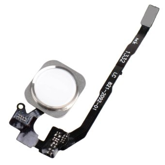 Home Menu Button Key Return Flex Cable Ribbon Assembly Sensor foriPhone 5S(Silver)- - intl